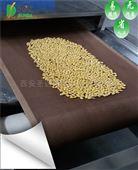黄豆用微波熟化设备熟化效果好吗
