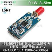 LoRa扩频无线收发模块