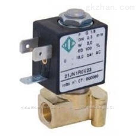 21A3KB15直动膜片式电磁阀/意大利ODE性能好