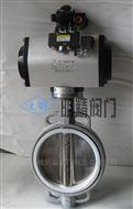 D671F气动卫生型蝶阀