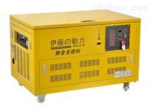 15kw汽油发电机价格YT15RGF箱体式