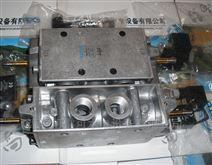 三通电磁阀JMFH-5-1/2电磁空气阀