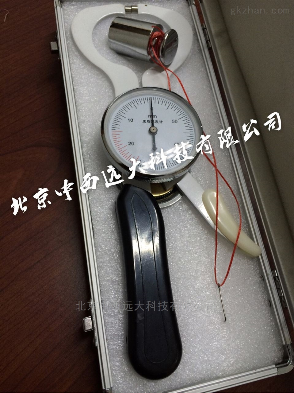 中西皮褶厚度型号:M380980