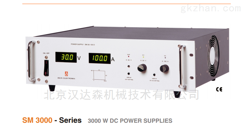 进口荷兰Delta SM 3000系列 ,3000W电源