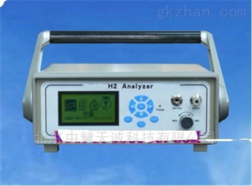台式氢气检测仪