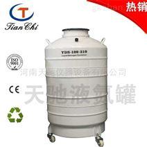七台河液氮容器100升低温储罐
