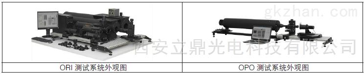 opo系列光学镜头测试系统