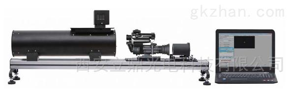 融合多传感器电子相机测试系统