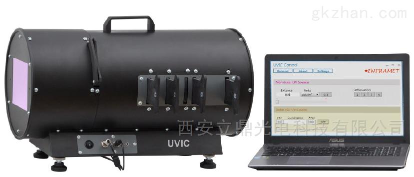 UVIC紫外相机测试设备