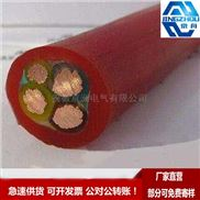 YGCP硅橡胶绝缘护套铜编织屏蔽电力电缆