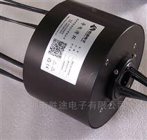 全自动卷绕机导电滑环 电缆卷筒滑环
