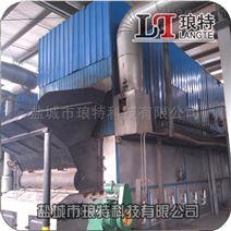 徐州睢宁15吨卧式链条炉排锅炉改生物质