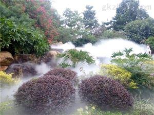 園林景觀造霧