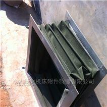濮阳方形伸缩风管耐磨软连接厂家风管