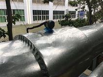 大管径蒸汽流量计请看厦门融创与银鹭合作