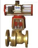 气动氧气球阀 气动陶瓷球阀Q641SC-1C