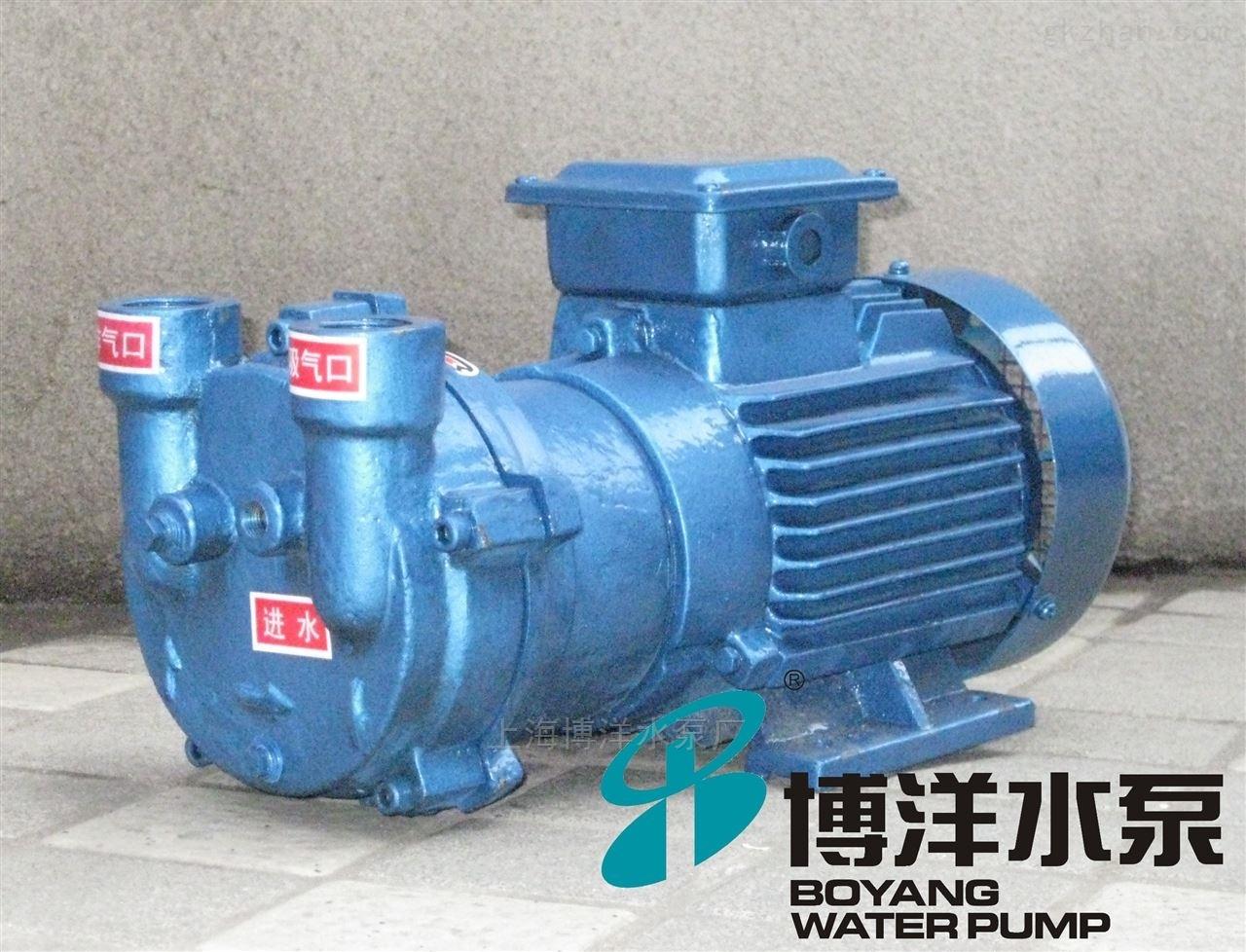 2SK-6双级水环式真空泵