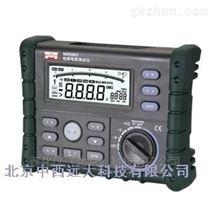 数字绝缘电阻测试仪  型号:SH222-MS5205