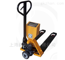 手动液压车电子秤/2.5吨高精度防水叉车秤