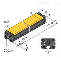 方型TURCK图尔克感应式直线位移传感器