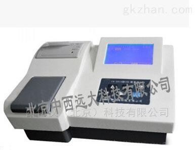中西COD氨氮总磷测定仪 型号:CH10-301