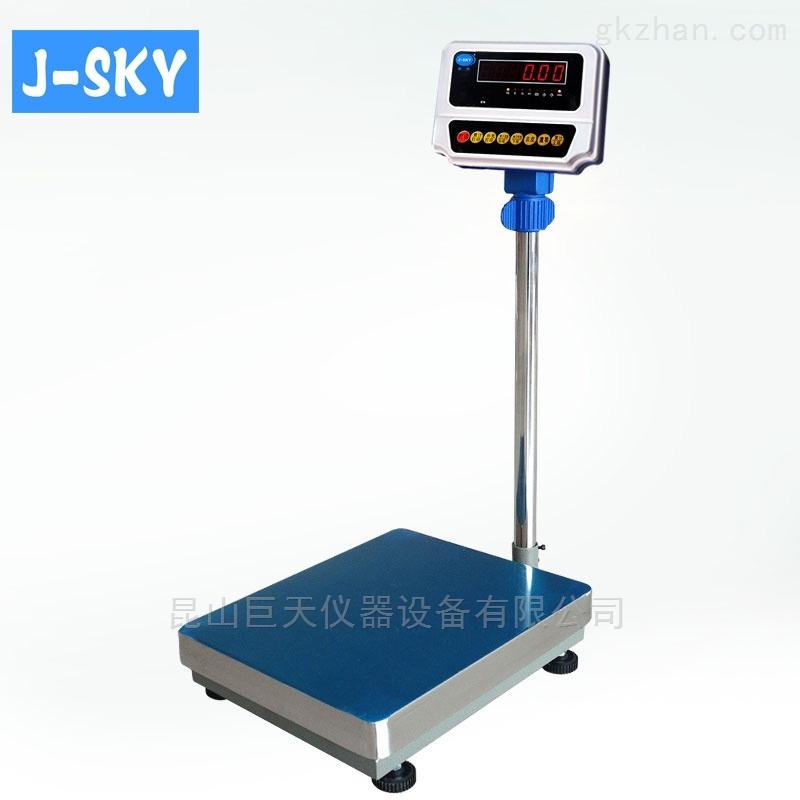 苏州100KG电子台称,100公斤台式电子秤价格