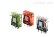 OMRON纤细型继电器特点