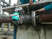 流量变送器显示压力温度累积流量瞬时流量