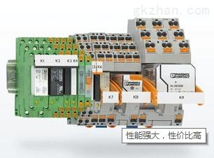 了解菲尼克斯可插拔繼電器REL-MR-24VDC/21