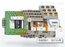 了解菲尼克斯可插拔继电器REL-MR-24VDC/21