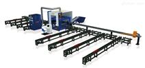H型钢切割机型材二次加工生产线智能设备