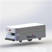 斯锐奇50-400KG级激光导航移动小车AGV