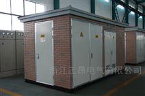 S11-125KVA景观式箱变贴瓷砖外壳箱式变电站