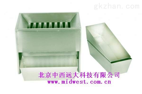 不锈钢横格式分样器型号:M7950