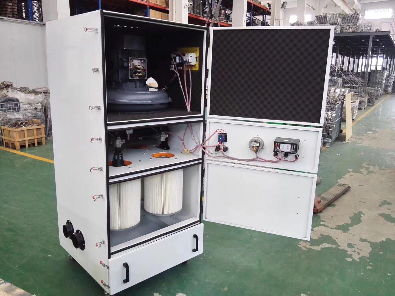 金属粉尘集尘器 金属打磨集尘机 工业吸尘器
