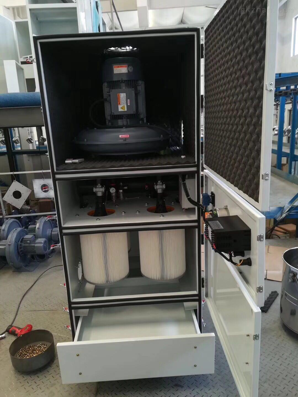 厂家直销砂带机研磨集尘器研磨粉尘集尘机