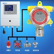 工业罐区氢气泄漏报警器