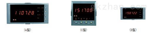 虹润NHR-2400系列频率/转速表