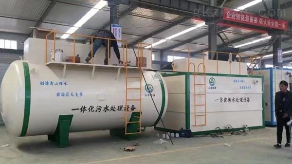 内蒙古巴彦淖尔纺织厂污水处理设备成套设备