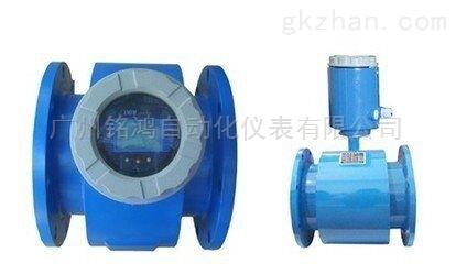 广州电池供电一体电磁流量表价格