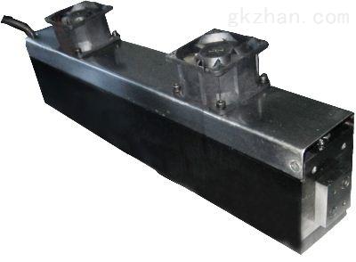 扁平型三边驱动直线电动机