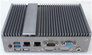 嵌入式无风扇工控机采用Intel Celeron