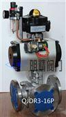 QJDR3高机械精小型T,L型气动三通换向阀