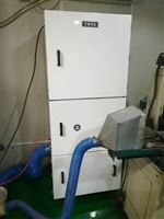 工业打磨台配套磨床集尘器