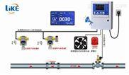 湖北氧气泄露报警器 氧气浓度探测器 直销