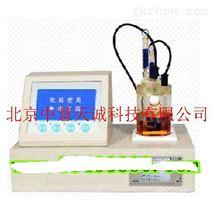 SHR-FY-2100全自动微量水分测定仪