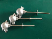 供应卡箍式热电阻 带法兰温度传感器