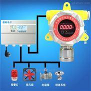 钢铁厂氢气检测报警器,可燃性气体探测器