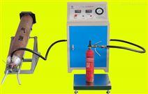 氣動二氧化碳滅火器灌裝機的操作步驟
