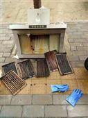 苏州油烟机除油污高温蒸汽全自动清洗机